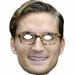 Ollie Proudlock Made In Chelsea Celebrity Card Face Mask Wholesale