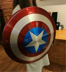 Marvel Legends Captain America 75th Anniversary 1/1 Scale Metal Shield Boxed