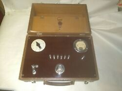 R.w Myer Co. Myco. Antique Quack Shock Therapy Medical Device. Frankenstein Box.