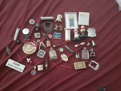 Vintage Large Mixed Lot Of Miscellaneous Items Knick Knacks