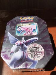 Pokemon Tcg Diamond And Pearl Sealed Tins And 2 Mysterious Treasures Themed Deck Lot