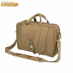 Professional Laptop Case Briefcase Tactical Soft Cover Pouch Multi Way Sling Bag