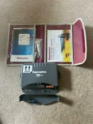 Raymarine Smart Pilot Computer New Never Installed With Manuals