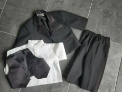 Baby Tuxedo, 4 Pieces, Size Medium Click For Sizing Info