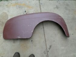 1941 1942 1946 1947 Ford Sedan Delivery Nos Right Hand Rear Fender