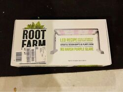 Root Farm All-purpose Led Grow Light 45w - Broad Spectrum Grow Lamp For Indoors