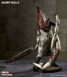 Sdcc2013 Silent Hill 2 Pyramid Head 1/6 Scale Statue Mannequin Ver. Figure Gecco