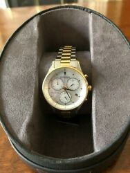 Ladies Citizen Eco-drive Chronograph Watch Fb 1444-56d - Perfect Used Condition
