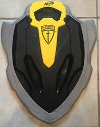 Nerf 18andrdquo Shield Stonewall Nforce Black Yellow Live Action Role Play Cosplay Larp