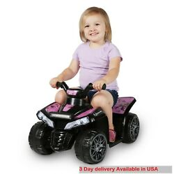 New Ride On Toy For Kids 6 Volt Battery Graphics And Lights Usa 3 Day Delivery