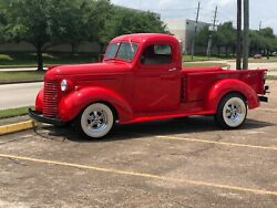 1940 Chevrolet Truck With A Ls Engine 5.3l And 4l60 Auto Transmission.andnbsp