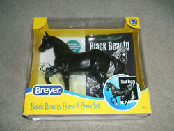 Breyer Black Beauty Horse And Book Set 70th Anniversary Freedom 6178 NEW