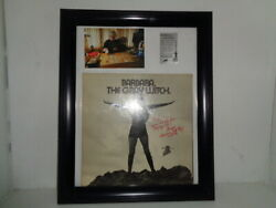 Barbara The Gray Witch 2 Lp Dea Record Signed And Framed Halloween Ghost Dead