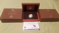 Gold 99.99 Pure 2015 W Jacqueline Kennedy 1/2 Oz 24k Proof 10 First Spouse