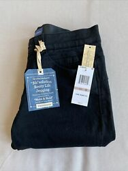 Democracy Womens Jeans 12 Ab Solution Jeggings Booty-lift Stretchblack 68