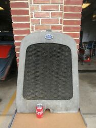Meteor Motor Car Co. Grill Shell Radiator Emblem Truck 1920and039s 1930and039s Beyond Rare