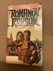 The Romanov Ransom [ Anne Armstrong Thompson ] Used - Good 1997 Vintage