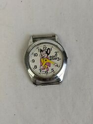 Vintage Hanna Barbera Mighty Mouse Watch