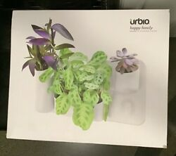 Urbio Happy Family Interchangeable Magnetic Wall Planters plant