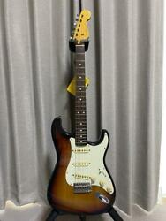 Fender Japan St62-tx 3ts Mod Stratocaster Electric Guitar With Case Used