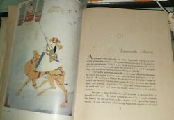 Old Vintage Present Day Painters Paintings Book From India 1952