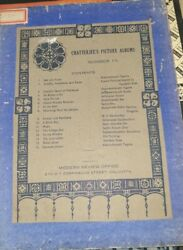 Old Vintage Chatterjee's Paintings Book From India 1952