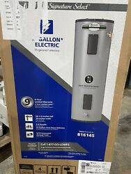 Ao Smith 55 Gallon Electric Water Heater. 5500w Upper 5500w Lower Element. 240v