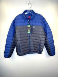 Gerry Seamless Sweater Down Jacket Mens Xl New With Tags
