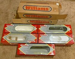 Williams Electric Trains Box Lot Of 5 Box Only Good Condition 0 Scale Model
