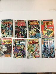 Ms. Marvel 2 1977 Series. huge Auction Going On Now Lot/8
