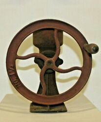 Vintagecast Iron General Store Coffee/corn Feed Grinder No.1 1/2