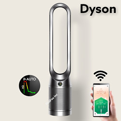 Dyson Tp04 Wireless Pure Cool Purifying Connected Tower -fan Factory Refurbished