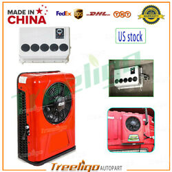 Universal 12 Volt 960w Air Conditioner For Car Tractor Trucks Motorhome Red