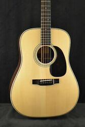 Eastman E20d Traditional Series Dreadnought Natural Gloss Finish