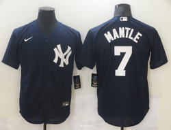 Menandrsquos New York Yankees 7 Mickey Mantle Player Jersey