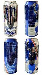 1 Limited Edition Monster Gronk Energy Drink Full Can