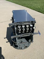 Tokheim 101 Non Computer Electric Reset Gallons On Top Remanufactured 7341