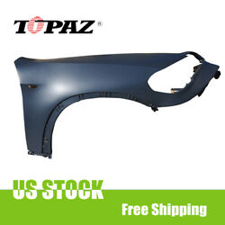Front Right Fender W/ Side Lamp Hole For 2011-2013 Bmw X5 Xdrive35d Xdrive35i
