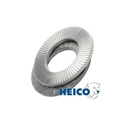 Heico-lock Hls-27ss M27 316 Stainless Steel Bolt Securing Washer/pair Pk