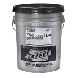 Lubriplate L0403-035 Synxtreme Hd-0 35 Lb Pail Synthetic Calcium Sulphonate
