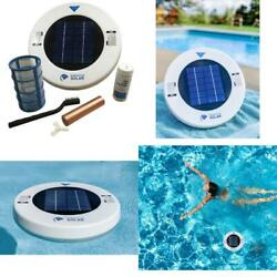 Swimming Pool Ionizer Purifier Chlorine Free Equipment Home Outdoor Use 16 Oz