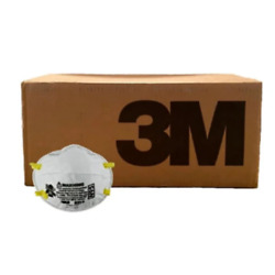 3m 8210 N95 Particulate Respirator, 1 Case Of 8 Boxes 160 Masks Exp. 06/2026