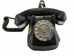 Vintage Automatic Electric Company Monophone Rotary Telephone Free Shipping