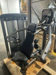 Life Fitness Insignia Series Shoulder Press In Excellent Demo Condition