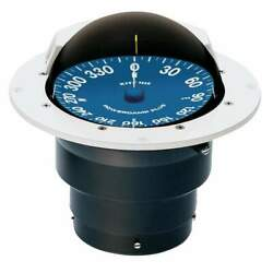 Ritchie White Supersport Compass Flush-mount Ss-5000w