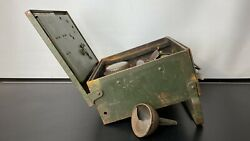 Military Army Field Cooker Portable No 2 Mk2 Petrol Gasoline Stove Burner Oven