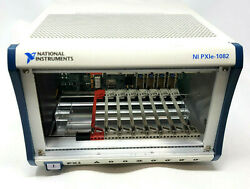 National Instruments Ni Pxie-1082 Pxi Chassis