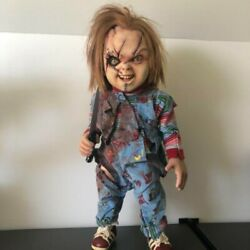 Seed Of Chucky Life Size Doll Sideshow Prop Replica Childand039s Play Good Guys Life