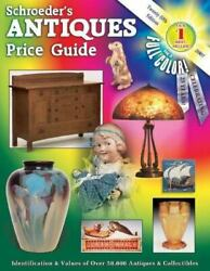 Schroederand039s Antiques Price Guide 2007