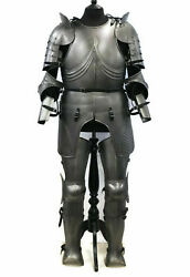 Medieval Larp Medieval Gothiccosplay Knight Full Armor Suitlimited Edition